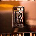 1937 Rolls-royce P-iii Saloon Hooper by David Patterson