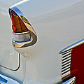 1955 Chevrolet 210 Taillight by Jill Reger