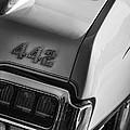 1972 Oldsmobile Cutlass 442 by Gordon Dean II