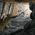 19th-century Coal Mining by Sheila Terry