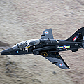 A Hawk Jet Trainer Aircraft by Andrew Chittock