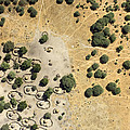 A Village On The Shores Of Lake Chad by Michael Fay