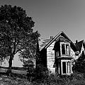 Abandoned House by Cale Best