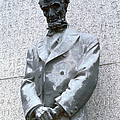 Abraham Lincoln Statue by Granger