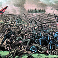 American Civil War, Battle by Photo Researchers