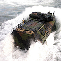 An Amphibious Assault Vehicle by Stocktrek Images