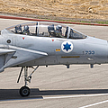 An F-15d Eagle Baz Aircraft by Giovanni Colla