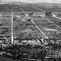 Atomic Bomb Destruction, Hiroshima by Photo Researchers