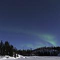 Aurora Over Vee Lake, Yellowknife by Yuichi Takasaka
