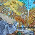 Autumn 1 by Musat Iliescu