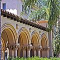 Balboa Park Arches by Linda Dunn