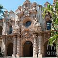 Balboa Park San Diego by Carol Ailles