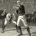 Baseball, 1888 by Granger
