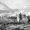 Battle Of Buena Vista, 1847 by Granger