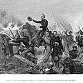 Battle Of Spotsylvania by Granger