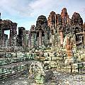 Bayon Temple by MotHaiBaPhoto Prints