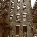 Brooklyn New York - 126 Front Street by Frank Romeo