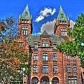 Buffalo Psychiatric Center by Michael Frank Jr