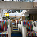 Business Lounge At An Airport by Jaak Nilson
