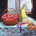 By The Window by Kaltrina Hoti
