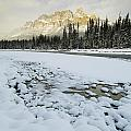 Castle Mountain by Ginevre Smith