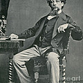 Charles Dickens, English Author by Photo Researchers