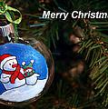Christmas Card by LeeAnn McLaneGoetz McLaneGoetzStudioLLCcom