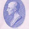 Cicero, Roman Philosopher by Photo Researchers