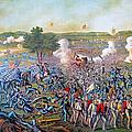 Civil War: Gettysburg, 1863 by Granger