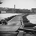 Civil War: Pontoon Bridge by Granger