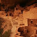 Cliff Palace Mesa Verde National Park by Benjamin Dahl