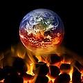 Climate Change, Conceptual Image by Victor De Schwanberg