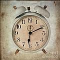 Clock by Bernard Jaubert