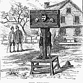 Colonial Pillory - To License For Professional Use Visit Granger.com by Granger
