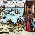Columbus: Departure, 1492 by Granger