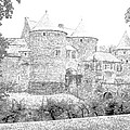 Corroy Le Chateau Gembloux Belgium by Joseph Hendrix