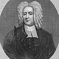 Cotton Mather (1663-1728) by Granger