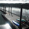 Coupeville Pier by Kelly Manning
