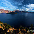 Crater Lake Blues by Adam Jewell