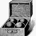 Croquet, C1900 by Granger