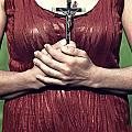 Crucifix by Joana Kruse