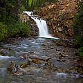 Crystal River Waterfall by Crystal Garner