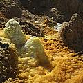 Dallol Geothermal Area, Danakil by Martin Rietze