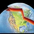Earth Layers, Artwork by Gary Hincks