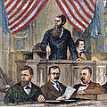 Electoral Commission, 1877 by Granger