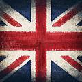 England Flag by Setsiri Silapasuwanchai