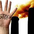 Environmental Protest by Victor De Schwanberg