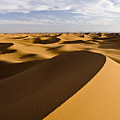 Erg Chigaga, Sahara Desert, Morocco, Africa by Ben Pipe Photography
