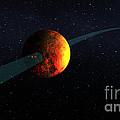 Exoplanet, Kepler-10b by NASA/Science Source