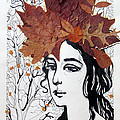 Fall by Valentina Plishchina